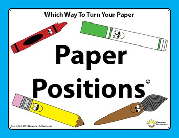 Mini Printable Poster - Artwork Checklist Visual Arts Rubric - Elementary Art