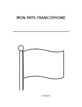 Mini Project Recherche Pays Francophone