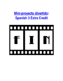 Mini-Project Sp3 - Extra Credit: Re-Create Spanish Film or Music Video