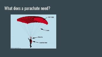 Mini Pumpkin Parachutes-Halloween STEAM activity