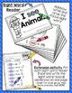 Sight Word Mini Reader- FREEBIE!