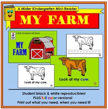 Mini Reader: My Farm