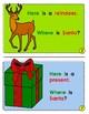Mini Reader: Where is Santa? (Christmas)