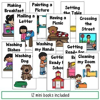 Mini Reading Books MEGA BUNDLE