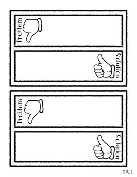 Mini Reading Response Worksheets