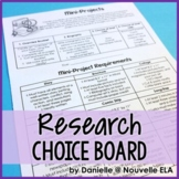 Research Mini-Projects