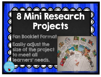 Mini Research Projects