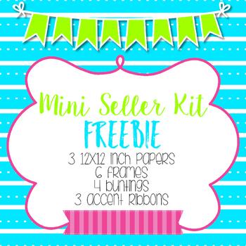 Mini Seller Kit FREEBIE