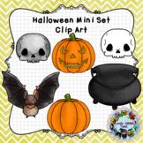 Mini Set Clip Art: Halloween