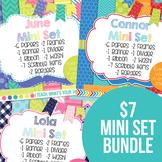 Mini Set Digital Paper and Frame Bundle **Until 5/12 ONLY!