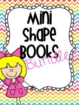 Mini Shape Book Bundle