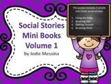 Mini Social Stories Volume 1