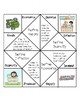 Mini Society Vocabulary Cootie Catcher (Fortune Teller)