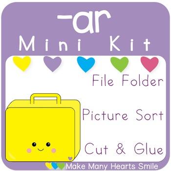 Mini Sorting Kit: -ar  MMHS44