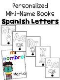 Mini Spanish Alphabet Cards