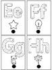 Mini Spanish Alphabet Cards