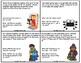 Mini Stories for Comprehension Skills: Halloween Edition