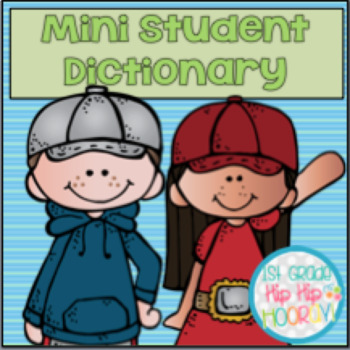 Mini Student Dictionary