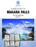 Niagara Falls Flip Book Activity