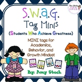 S.W.A.G. Tag Minis (Color)