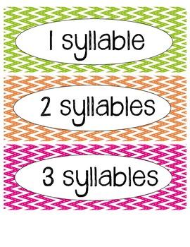 Mini Syllable Center