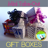 Gift Box| Birthday| Holiday or Seasonal Gift Box|Mini Take