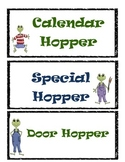 Mini - Theme - Pack - Frogs