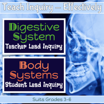 Mini Unit: Body Systems - writing explanations