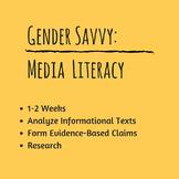 Media Literacy Unit: Gender and Media