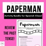 Paperman: Activity Bundle! (Spanish)