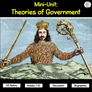 Mini Unit: Theories of Government