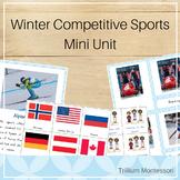 Mini Unit: Winter Competitive Sports