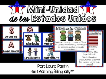 Mini-Unit about the United States