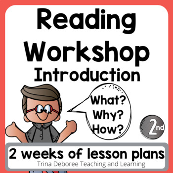 Mini Unit of Study for Introducing Reading Workshop and Qu