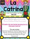 Mini Unit on:  La Catrina, the Mexican Revolution & Diego