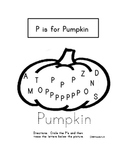 Mini Unit on Pumpkins