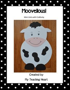 Mini Unit with Craftivity: Moovellous!