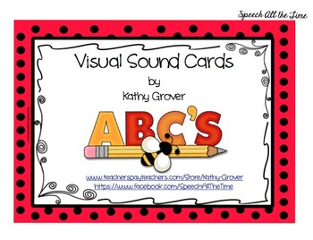 Mini Visual Sound Card Books
