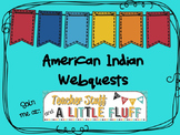 Mini Webquest  AMERICAN INDIANS