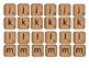 Mini - Wooden Letter Tiles (*Scrabble)