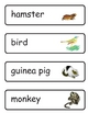 Mini Word Book-Domesticated Animals