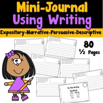 Mini Workbook Using Writing