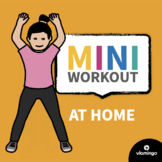 Mini Workout for Kids at Home   vlamingo