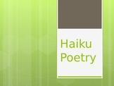 Mini Writing Lesson: How to Write Haiku