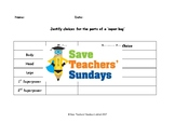 Mini-beasts Activity Lesson Plan and Worksheets