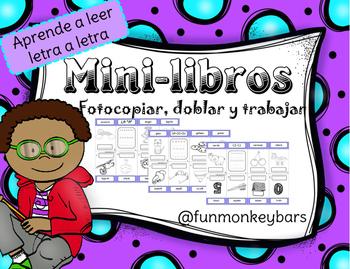 Mini book - Mini libros