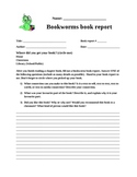 Mini book report