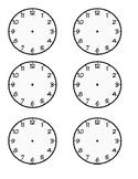 Mini clocks