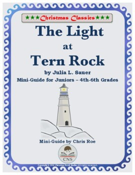 Mini-guide for Juniors: The Light at Tern Rock Interactive
