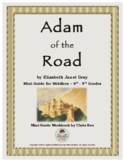 Mini-guide for Middlers: Adam of the Road Workbook